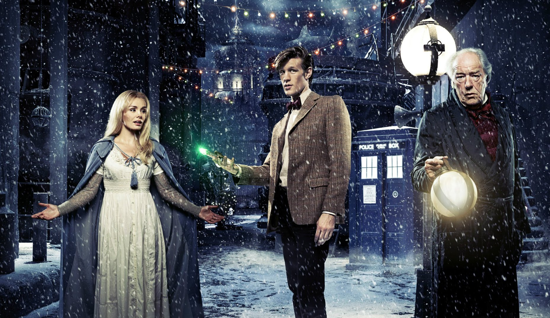 Doctor Who Christmas Specials.Doctor Who Christmas Special Ranking Every Single