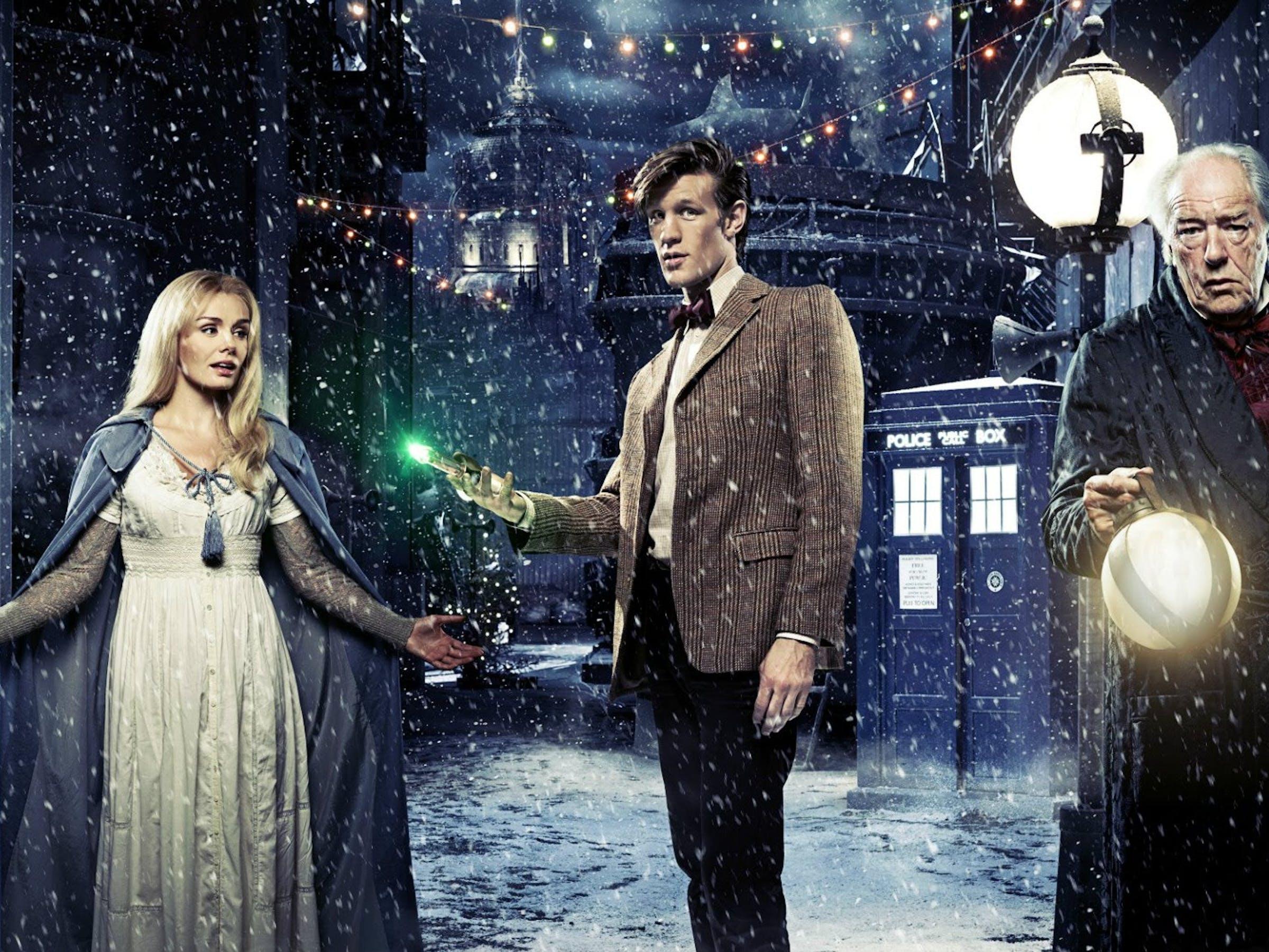 Doctor Who Christmas.Doctor Who Christmas Special Ranking Every Single