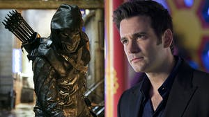 Arrow Tommy Merlyn Prometheus