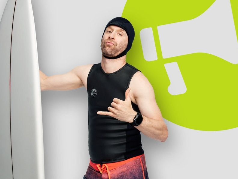 Jon Glaser Loves Gear, and to Mock Himself For That Love
