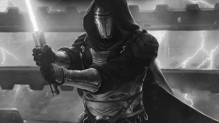 Darth Revan is one of the greatest Force users of all time, and the KOTOR movie saga explores a new version of his story.
