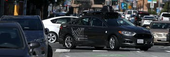 autonomous car unprepared infrastructure social issues