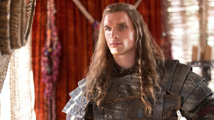 Ed Skrein from 'Deadpool' and 'Game of Thrones' should be in 'The Witcher'