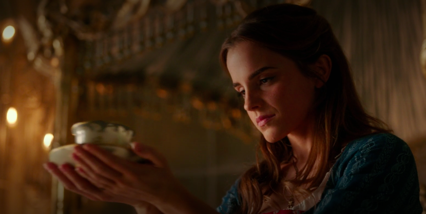 'Beauty and the Beast': another nostalgia-heavy box-office favorite.