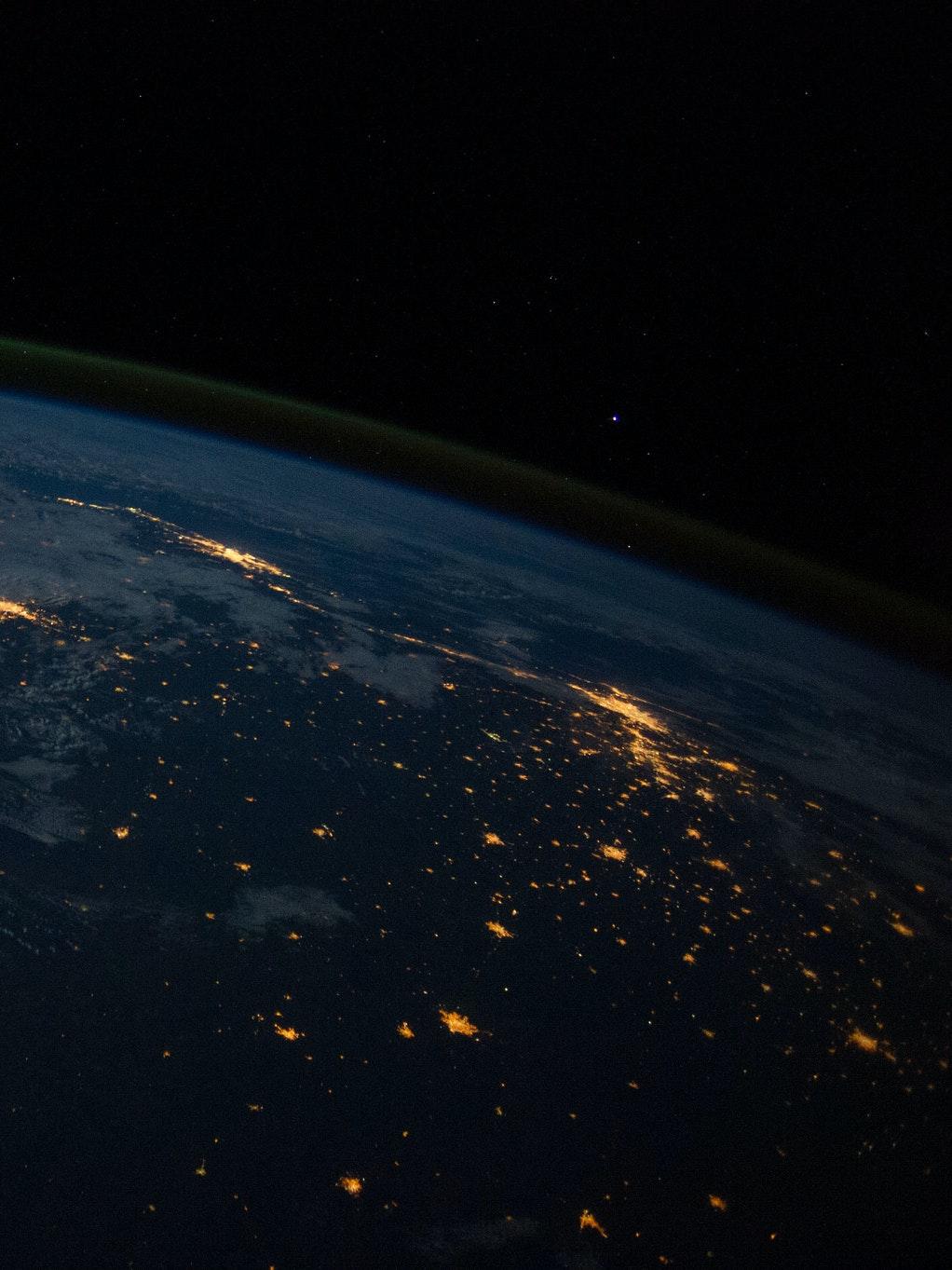 Rio de Janeiro from space