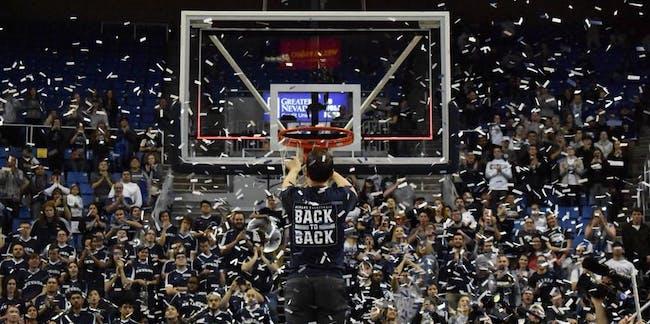 NCAA basketball Nevada