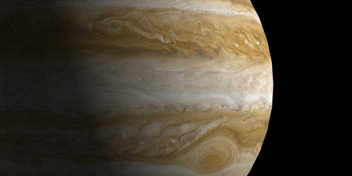 Use this app to go check out Jupiter right now.