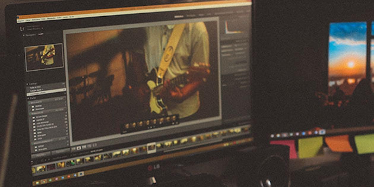 The Adobe Photoshop CC Training Bundle
