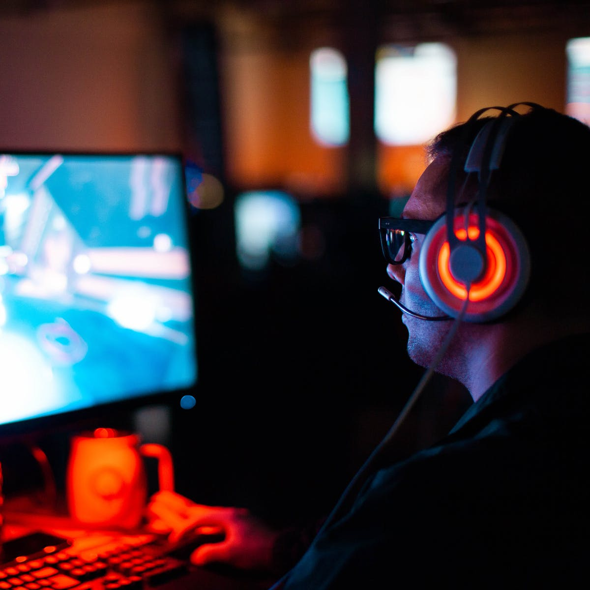 Scientists Say Posture Can Tell a Pro eSports Player From an Amateur