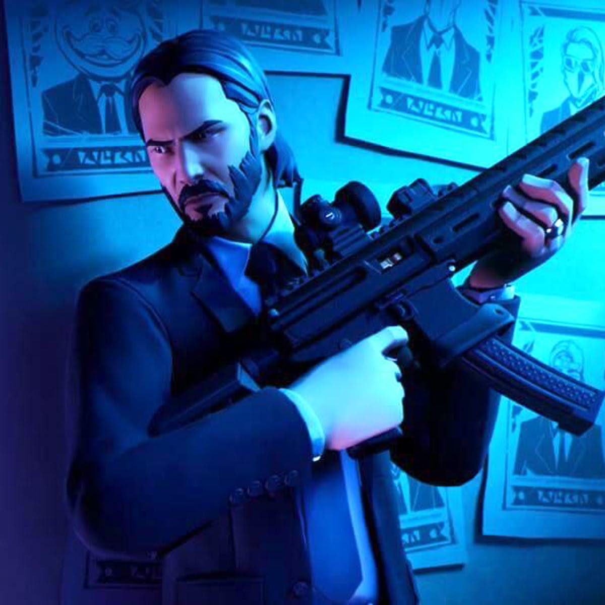 Fortnite 'John Wick Skin, Price, Challenges: How to Complete the LTM