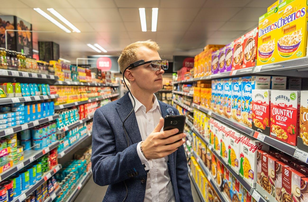 grocery store phones