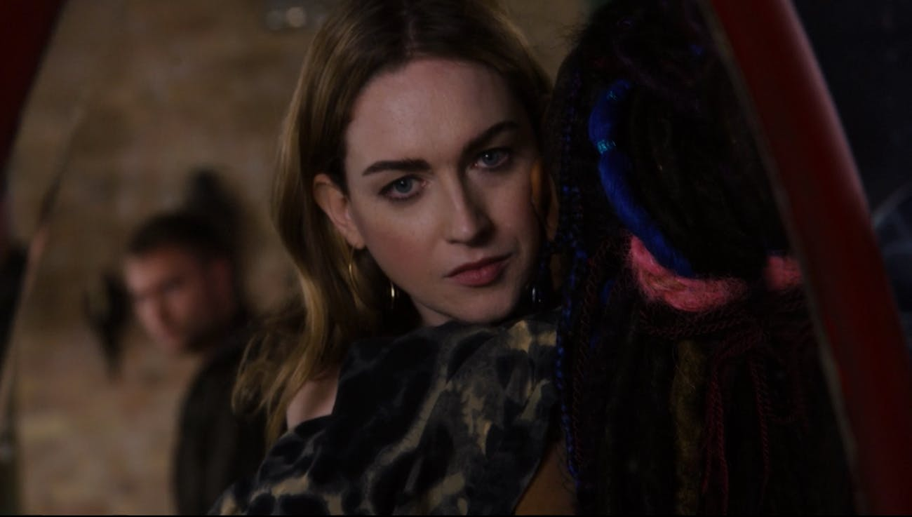 Jamie Clayton as Nomi in 'Sense8'