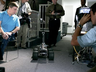 Bomb Robots Will Convene With Republicans in Cleveland