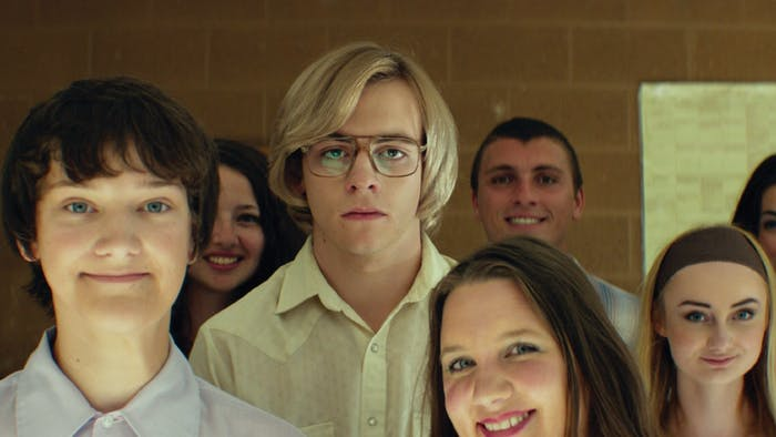 Ross Lynch as Jeffrey Dahmer