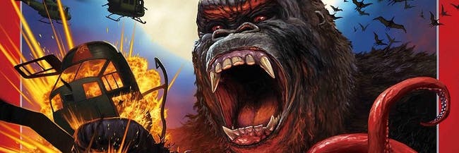 Japan Godzilla Kong: Skull Island monsters posters