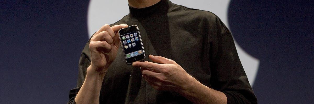 Apple, Steve Jobs, iPhone, Innovation, History