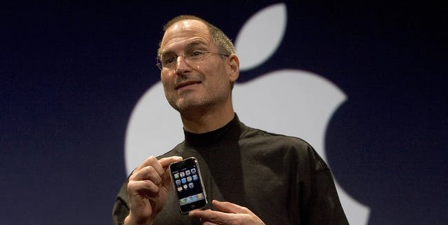 Apple, Steve Jobs, iPhone, Innovation, History