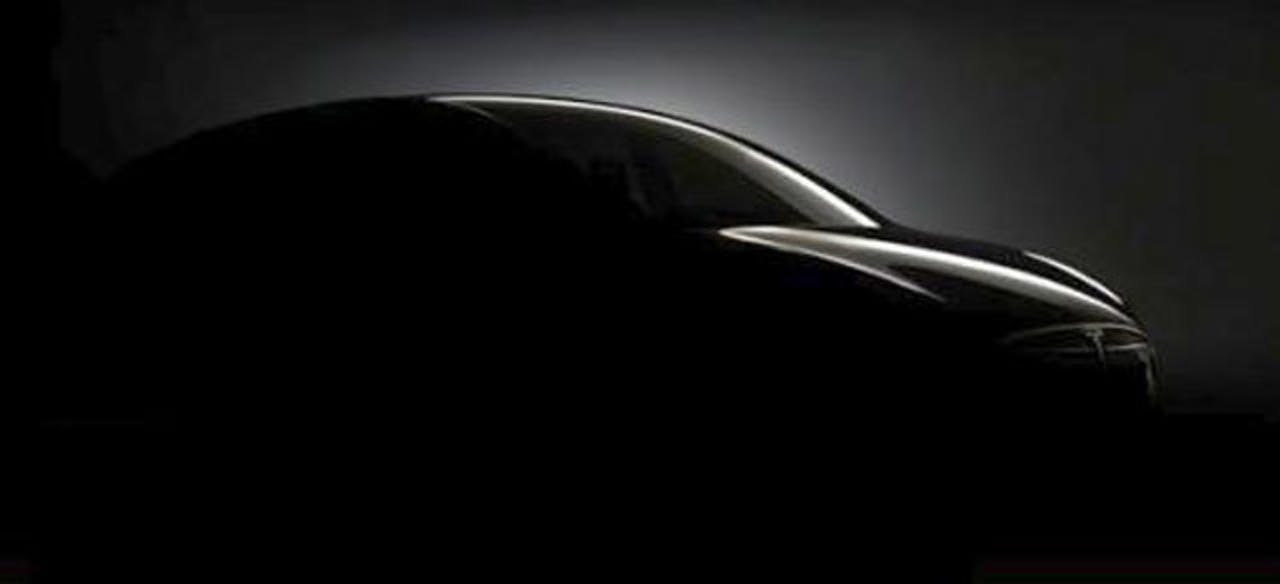 Tesla Model X promotional teaser image