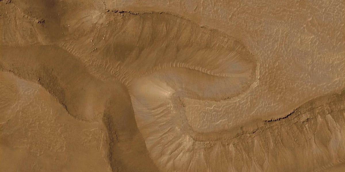 Evidence for Recent Liquid Water on Mars: Gullies in Gorgonum Chaos