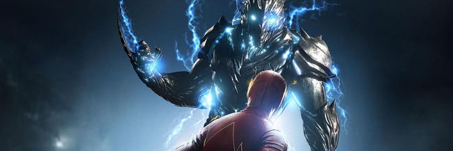 It'll be an all-out Flash vs. Savitar before long.