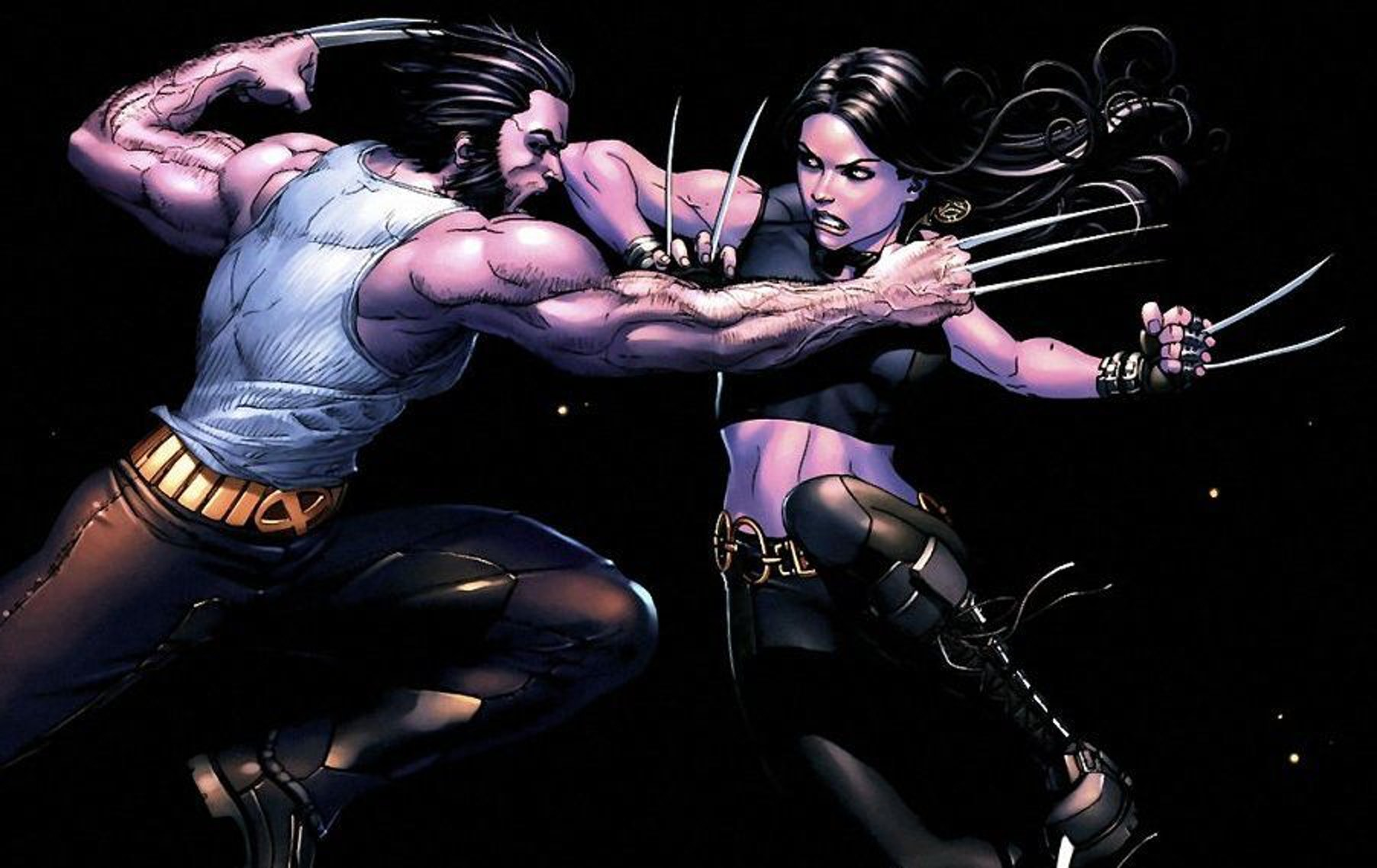 Wolverine v X-23