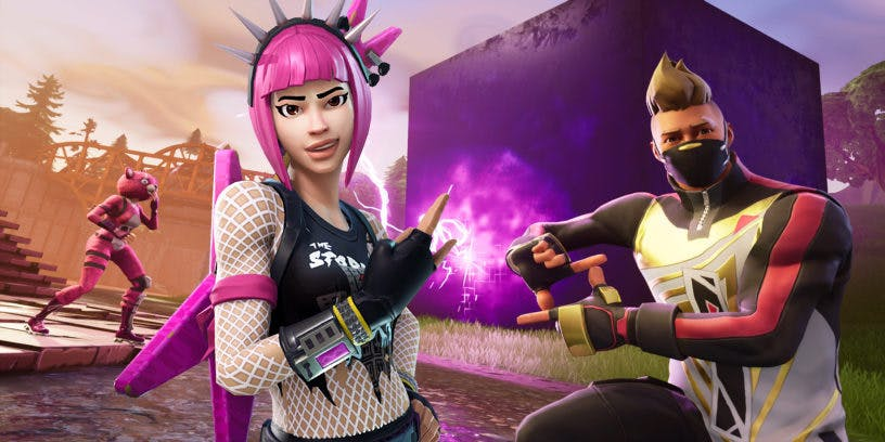 Fortnite' Power Chord Skin Returns in Store Update — Time to