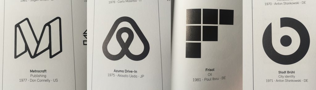Beats, AirBnB, And Flipboard Lifted Their Logos From The Same 1989 Design  Book