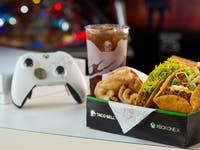 Taco Bell Xbox One X