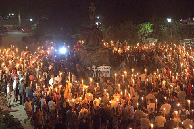 Charlottesville virginia rally