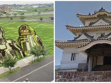 10 Insane Things On Google Street View in Japan