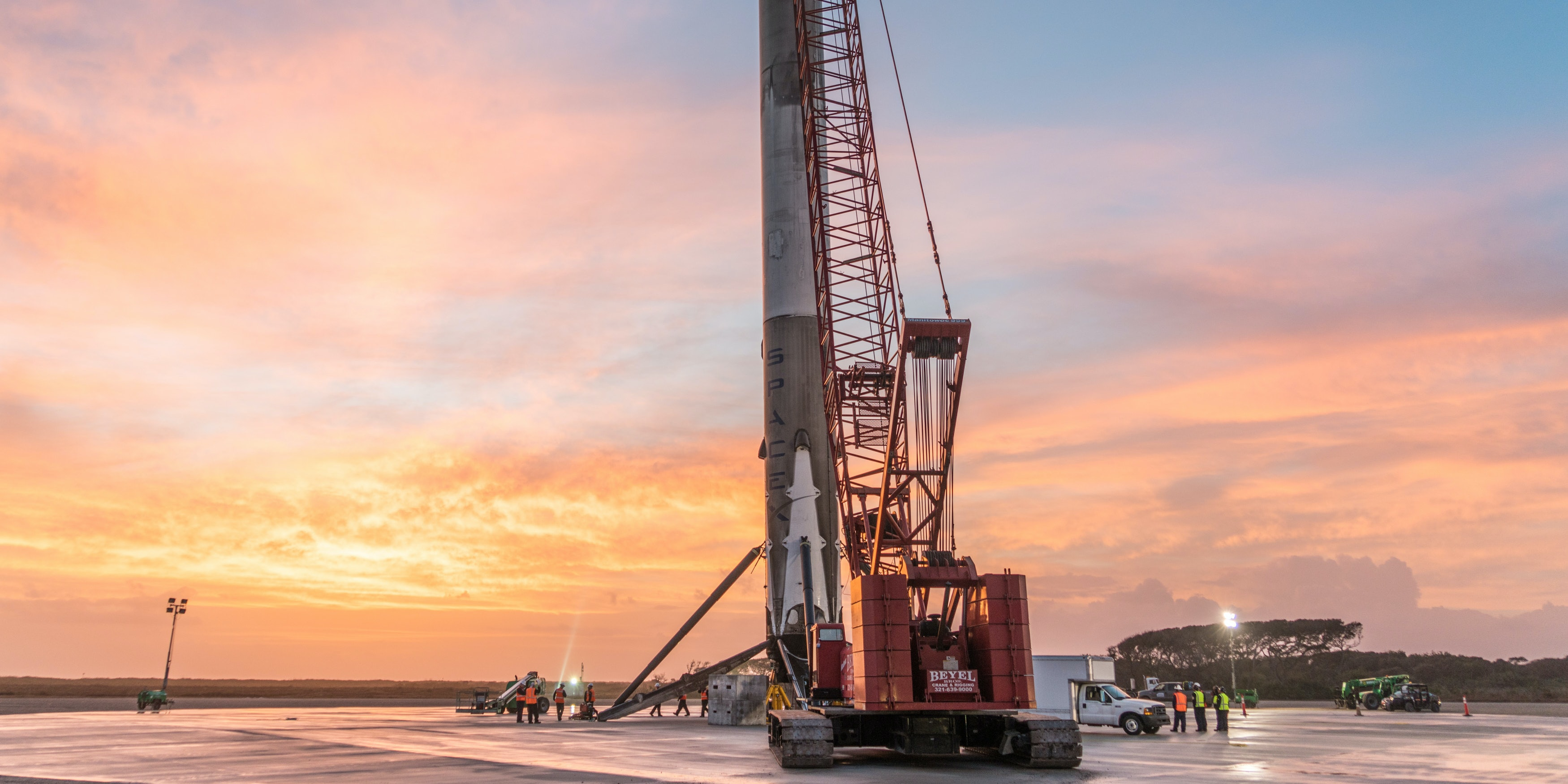 Congressional Investigators Found an Old Flaw in SpaceX's Engines