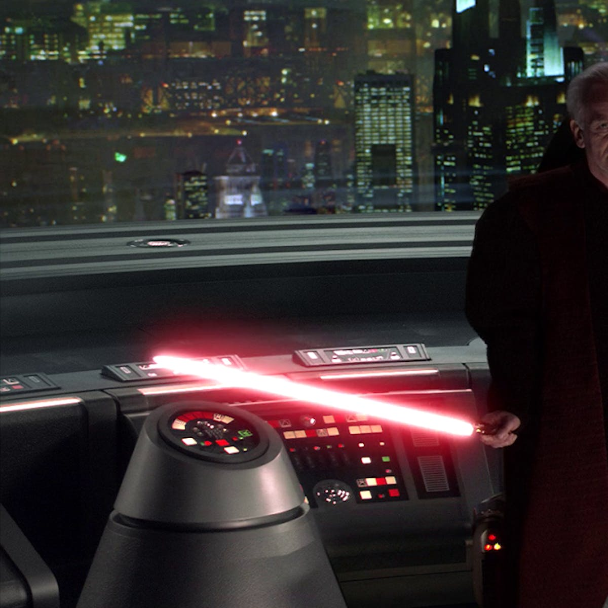 Richard E. Grant hints at Palpatine's First Order takeover in 'Star Wars 9'