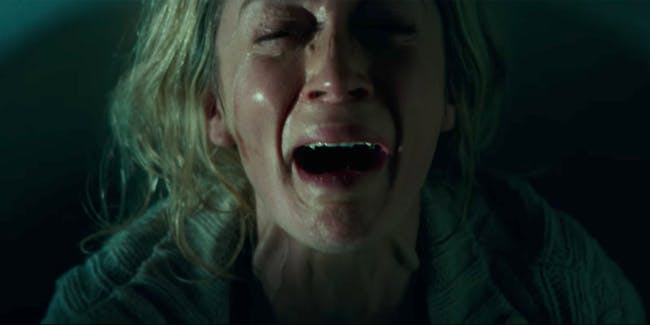 'A Quiet Place' just lost its perfect score thanks to one reviewer.