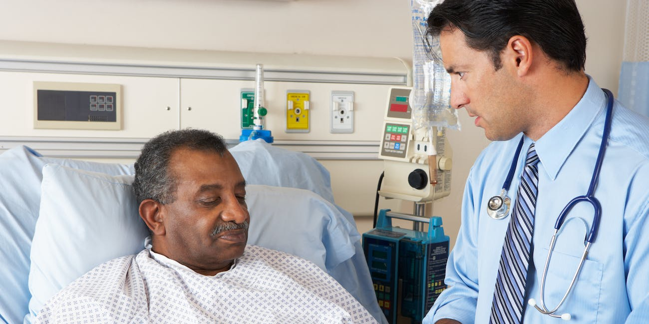 Despite not including data on race, researchers found that a widely used healthcare algorithm was still consistently favoring white patients of black patients for extra care