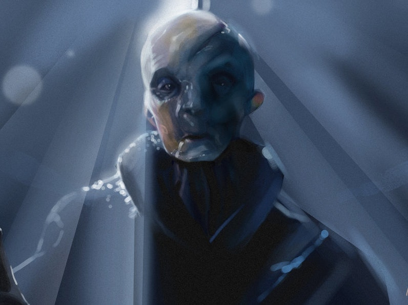 Why Snoke Is Not Mace Windu or Any Other 'Star Wars' Character
