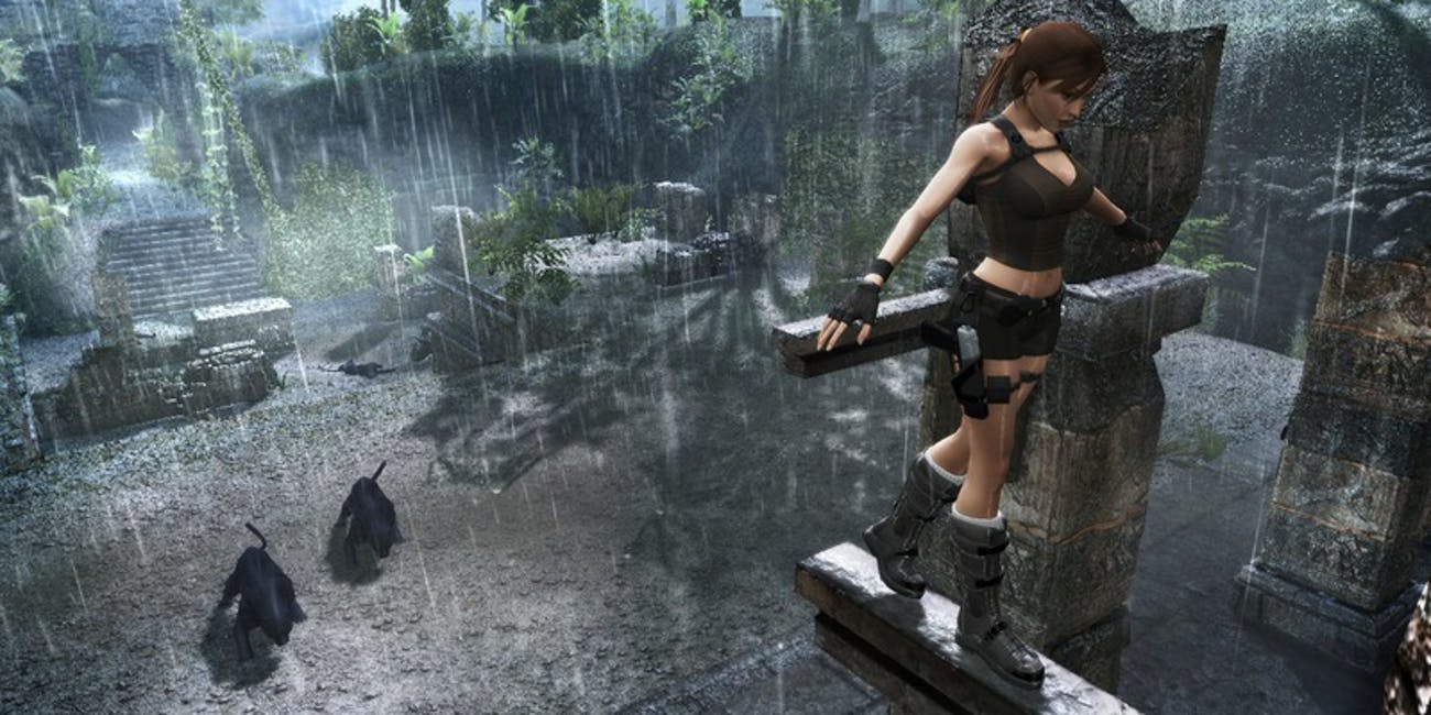 'Tomb Raider: Underworld'