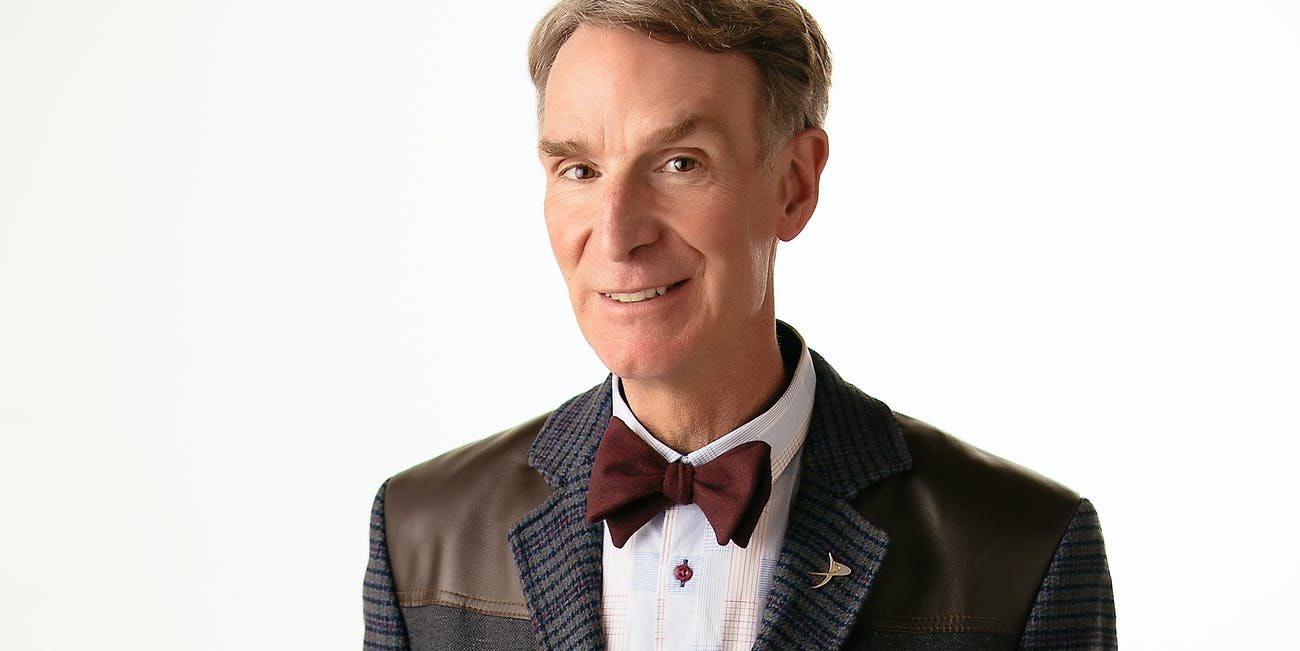 Happy Birthday Bill Nye!