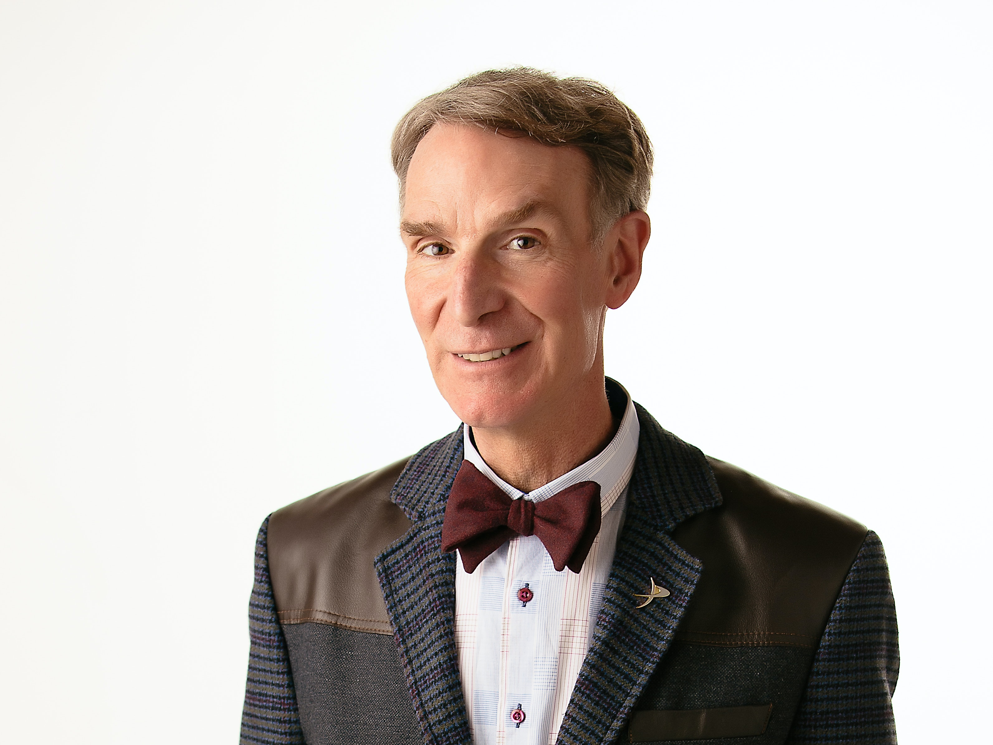 Beloved Science Icon Bill Nye's 61st Birthday Is Today