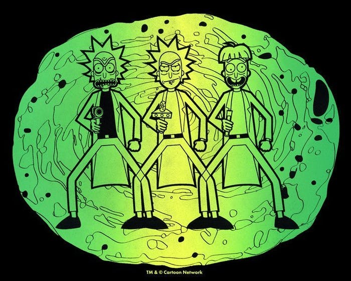 """""""The Rick, the Bad, and the Doofus"""""""