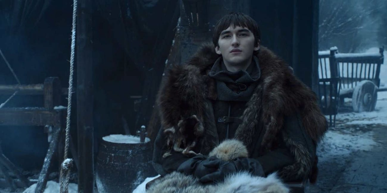 Game of Thrones Season 8 Premiere Bran