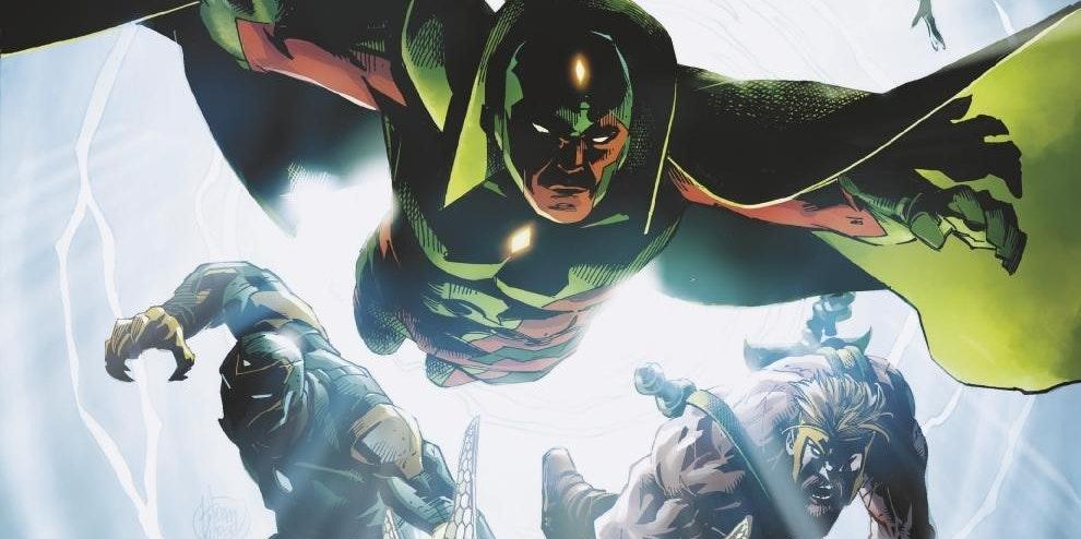 Marvel The Avengers Mark Waid