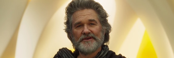 'Guardians of the Galaxy Vol. 2' reveals Peter Quill's dad.