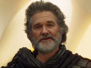 New 'Guardians' Trailer Offers First Glimpse at Star-Lord's Dad