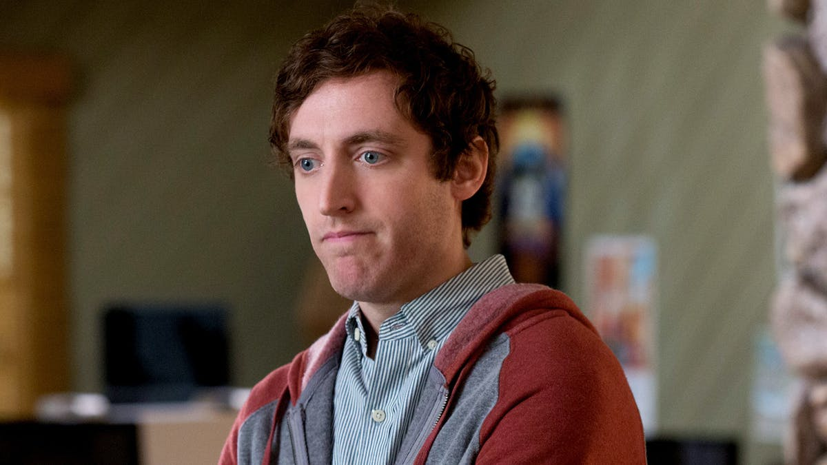 Thomas Middleditch as Richard Hendricks on HBO's 'Silicon Valley'