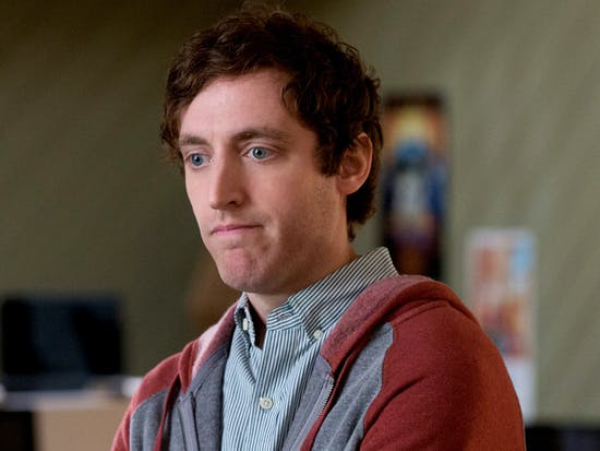 On 'Silicon Valley,' Richard Hendricks Bests a Blood Boy