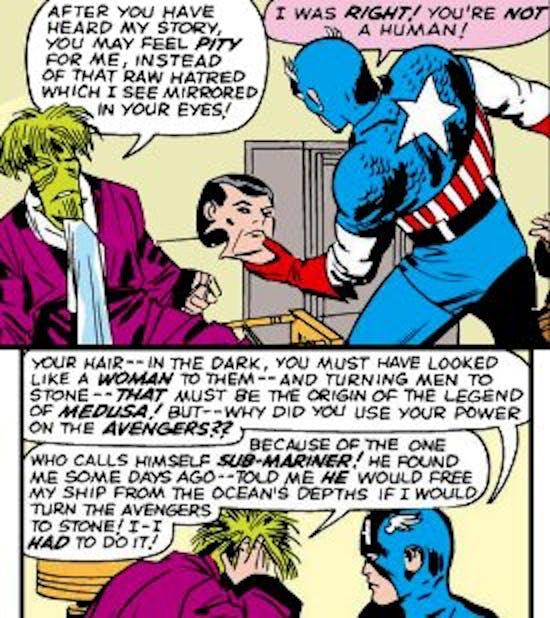 marvel comics vuk