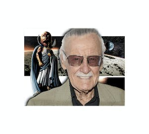 Stan Lee Watcher Guardians of the Galaxy