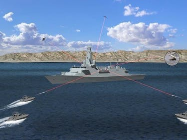 Britain's Laser Quest for a Weapon That Really Works