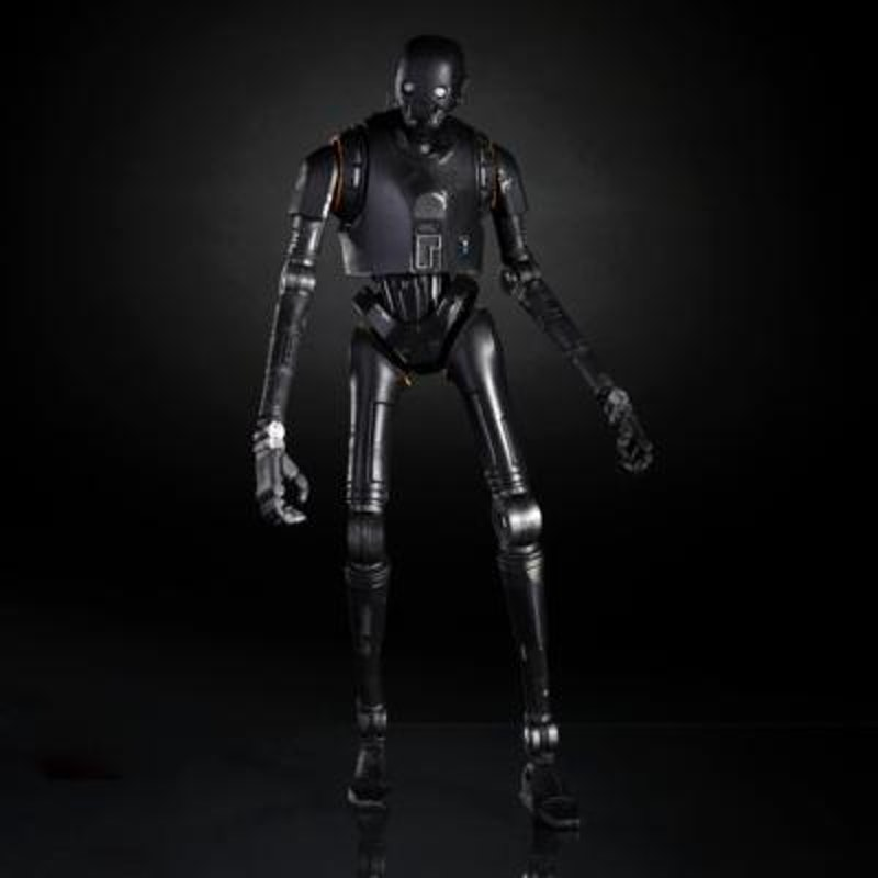 Hasbro's K-2SO action figure.