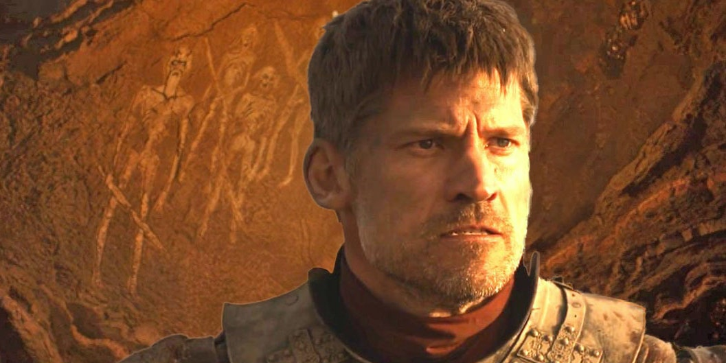 Game Of Thrones Cave Painting Might Hint That Jaime Is Azor Ahai